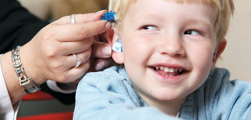Hörerlebnis von Kindern verbessern