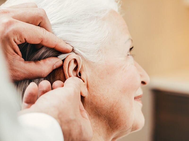 Persönliche Hörberatung im Fachinstitut 8